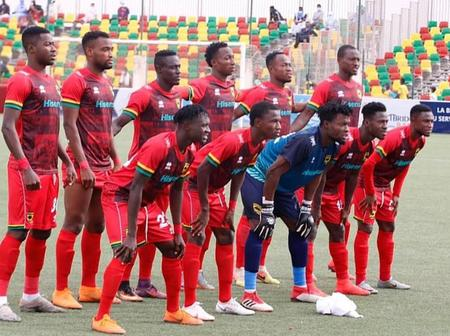 Asante Kotoko Still Tops The Ghana Premier League Away Table Despite Their Draw With Eleven Wonders