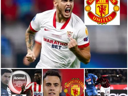 Transfer News Live: 100% Done Deals And Latest News From Man U, Chelsea, Arsenal And Others