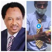 Watch What This Fulani Man Wore To Sell Kola By The Road Side That Made Shehu Sani Call Him - Video