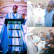 Jagaban Of Lagos: Asiwaju Distributes Bags Of Rice In Kano As Ramadan Draws Near, Sparks Reactions