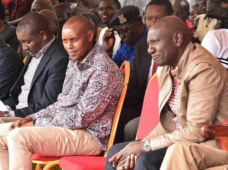 Revealed: Inside Tangatanga's Move to Stop Friday VIP Arrests in Parliament
