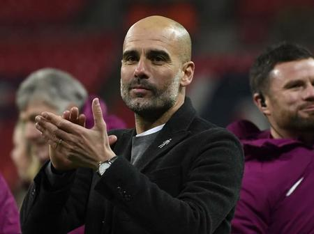 Pep Guardiola Becomes The First Coach In History To Beat Mourinho, Klopp and Ancellotti In 10 days