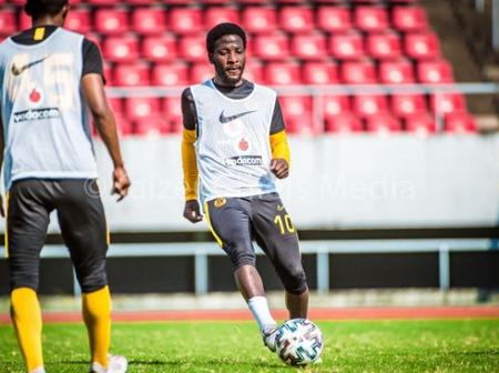 Leopard Ready To Take Ntshangase For The Reminder Of The Season