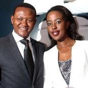 PHOTOS of Alfred Mutua's New wife: What happened to the old one?