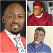 Johnson Suleman, FFK and Reno Omokri all React to the Shooting of Protesters, See what they Said