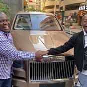 President Mnangagwa's twin sons are enjoying life in Zimbabwe