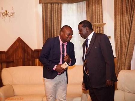 Raila's Aide Etale's