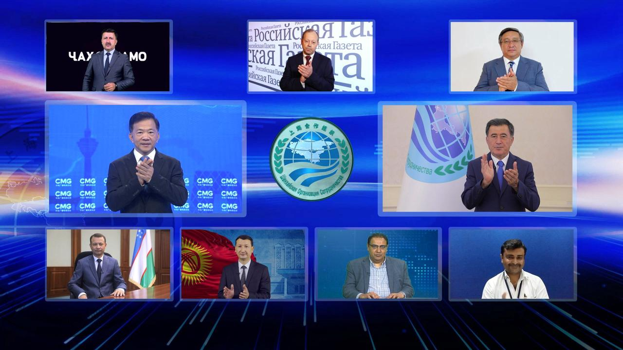 China-SCO officially launches News Exchange Platform