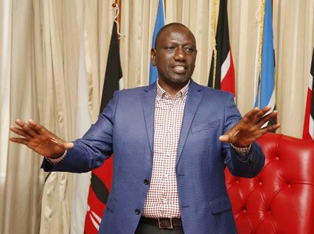 Ruto Will Defeat Gideon Moi If They Both Run For Presidency - Manyora