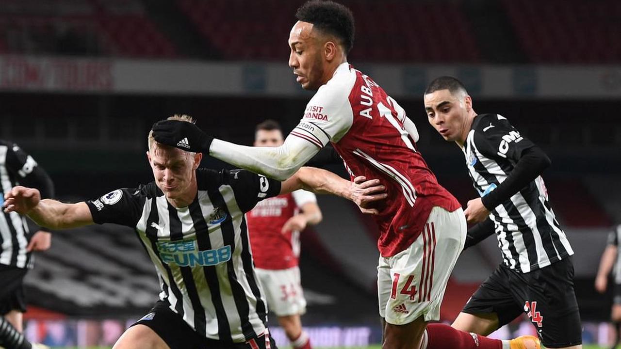 Can Aubameyang extend scoring run against Newcastle?