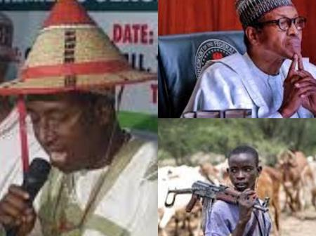 Miyetti Allah Breaks Silence, Read What They Asked Federal Government To Do For Fulani Herdsmen