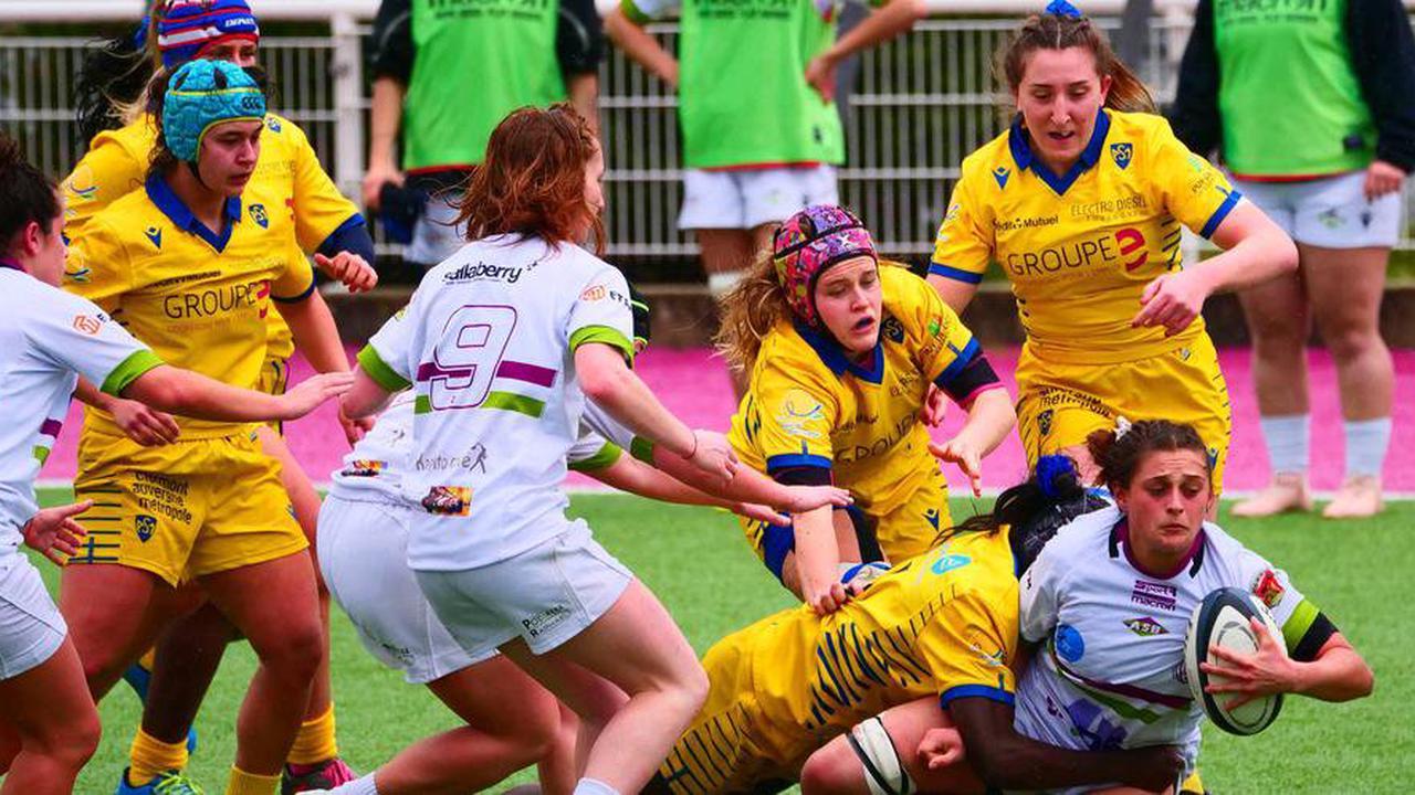 Rugby (Elite 1féminine): A l'AS Bayonne, «c'est une saison de transition»