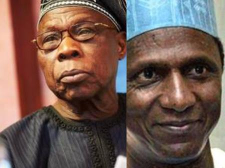 Obasanjo Speaks About  Former President Yar'adua's Health Issues Before He Died.