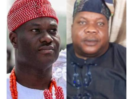 Eselu of Iselu kingdom explains his relationship with Sunday Igboho... Why he won't talk about Ooni