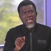 One Ex-Gov Arrested By EFCC, Another Ex-Gov Sued For Blackmail, What Is Wrong With Imo - Reno Omokri