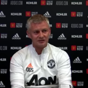 Full Details Of What Manchester United Coach Said In His Press Conference Ahead Of Tomorrow's Match