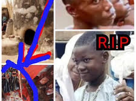 Police finally Zoom in the Mallam who ordered two boys to kill their friend for rituals