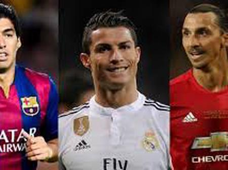 Top 7 Current Footballers Who Came From Poverty