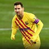 PSG confirm interest in signing Messi