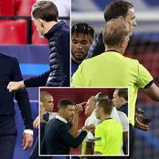 See what Thomas Tuchel told FC Porto coach that made Pepe react