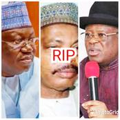 Today's Headlines: Another Prominent Nigerian Is Dead, Umahi Reveals Those Attacking Southeast