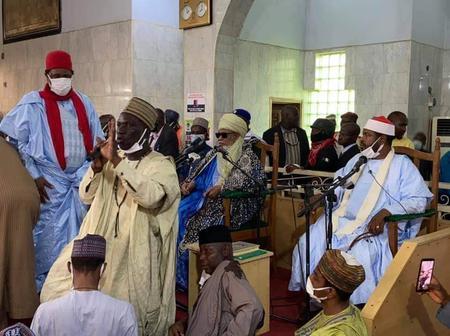 Sheikh Dahiru Bauchi Begins Ramadan Tafsir In kaduna State [Photos]