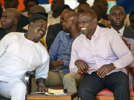 Why Mount Kenya Candidate Might Win The 2022 General Election Incase Ruto And Raila Form Coalition