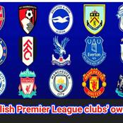 List Of All English Premier League Club Owners And Their Net Worth