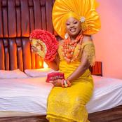 Gorgeous And Incredible Aso-ebi Designs For Traditional Marriage