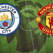Man City Vs Man Utd: United To End City's 21games Winning Streak And 3 Other Things That Will Happen