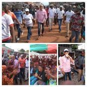 Législatives à Yopougon : Michel Gbagbo en pleine démonstration de force pour faire tomber le RHDP