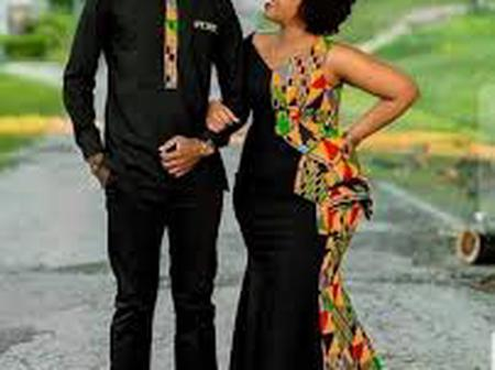 Breathtaking Ankara Matching Outfits For Couples To Rock Together And Stand Out
