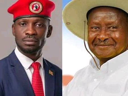 Museveni Gets Closer To Winning The Polls As Bobi Wine Rejects The Results.