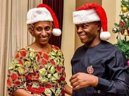 Meet Osinbajo's Brother-in-law who is a Medical Doctor and a Good Singer