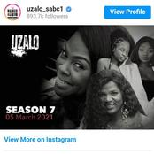 The wealthy MaMkhize joins Uzalo