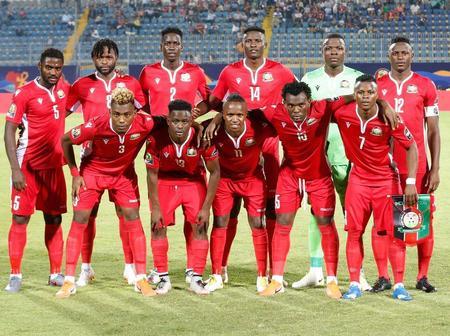 Harambee Stars World Cup 2022 Fixtures