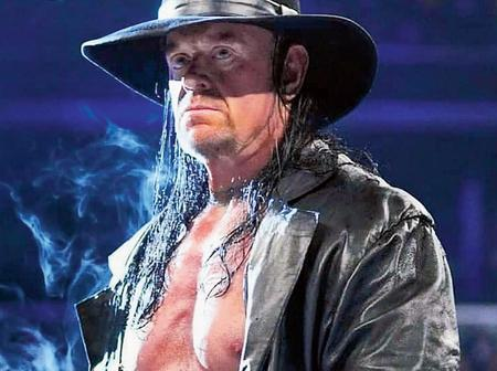 The Testimony Of How The Undertaker Became A Born Again Christian