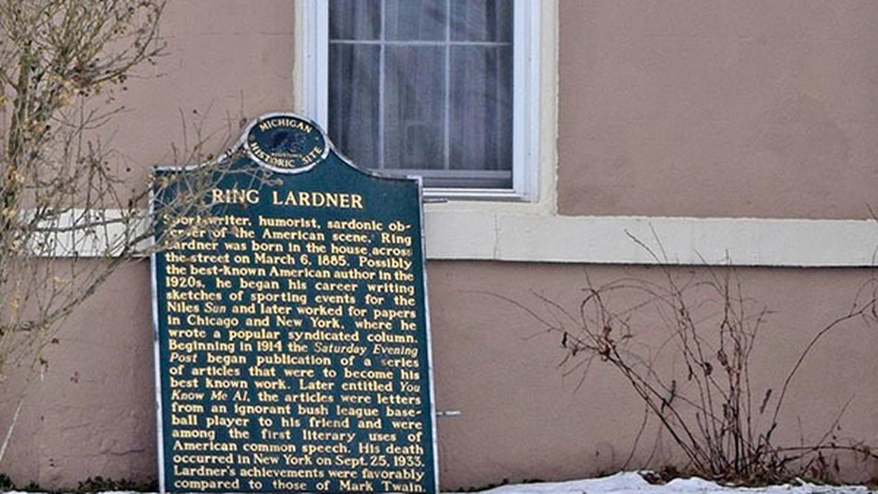 Niles City Council denies Ring Lardner marker replacement due to price tag