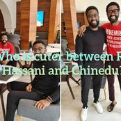 Who is cuter between Ric Hassani and Chinedu his elder brother?