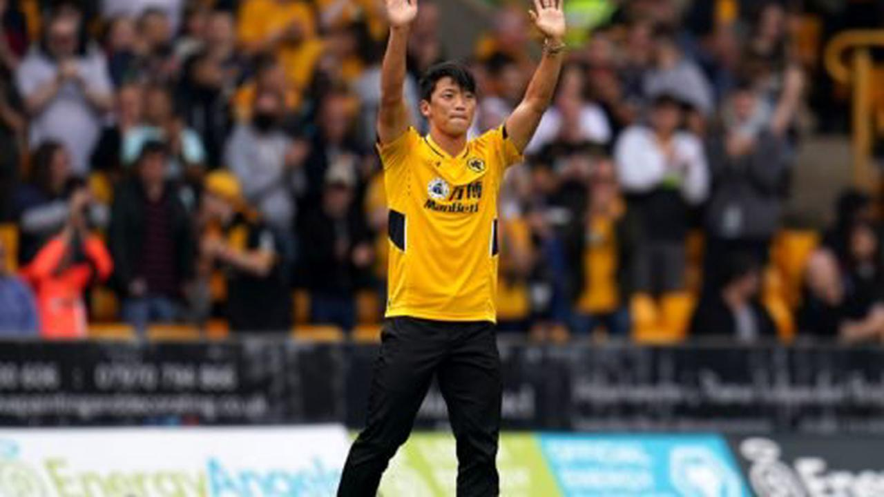Hwang Hee-chan set for maiden Wolves start against Tottenham