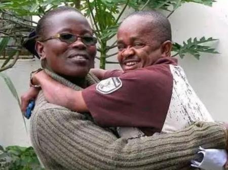 Meet Handsome Husband and Kids to Actress Lavender of Inspekta Mwala (PHOTOS)
