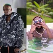 Okesse1 drops bombshell and secret about himself and Medikal