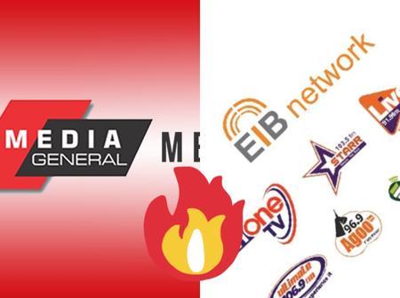 Media General Strikes EIB Again As Popular Host Joins TV3/3FM
