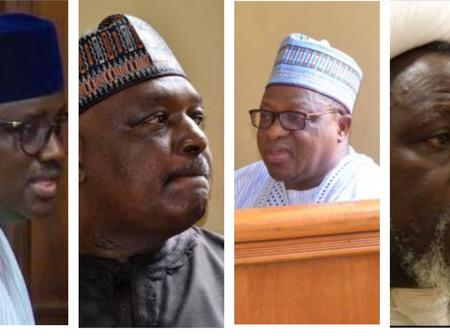 Top Four Prominent Nigerian Public Figures That Spent This Christmas Period In Prison