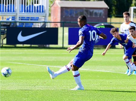 Chelsea Midfielder Faustino Will Not Make His Season Debut Against Southampton