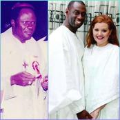 See The Only Son Of Bishop Idahosa Who Is Married To A Beautiful White Lady