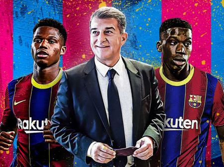 Fati, Moriba and Laporta: Why La Masia will save Barcelona billions.