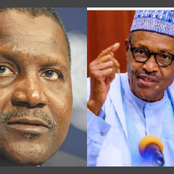 Today's Headlines: Buhari Sends Message To Dangote, Ben Bruce Advises FG To Ban Petrol Powered Cars