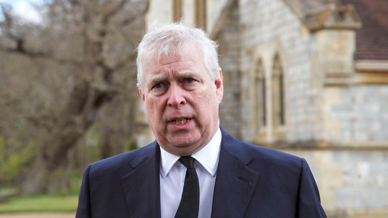 Sexueller Missbrauch: Prinz Andrew drückt sich vor der Verantwortung