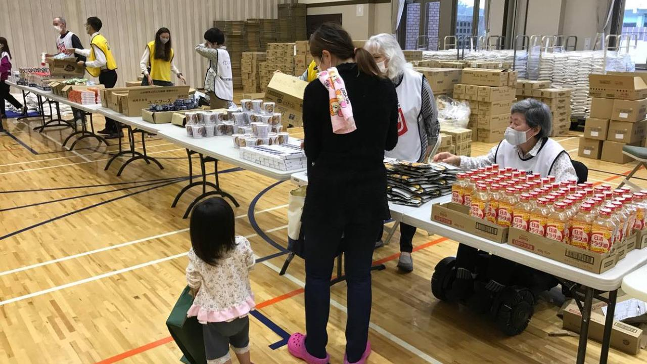 Pandemic Highlights Japan's Poverty and Food Insecurity
